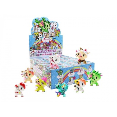Tokidoki Unicorno And Friends Toy - Tokidoki Unicorno And Friends Toy