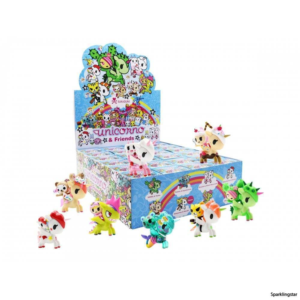 Tokidoki Unicorno And Friends Toy