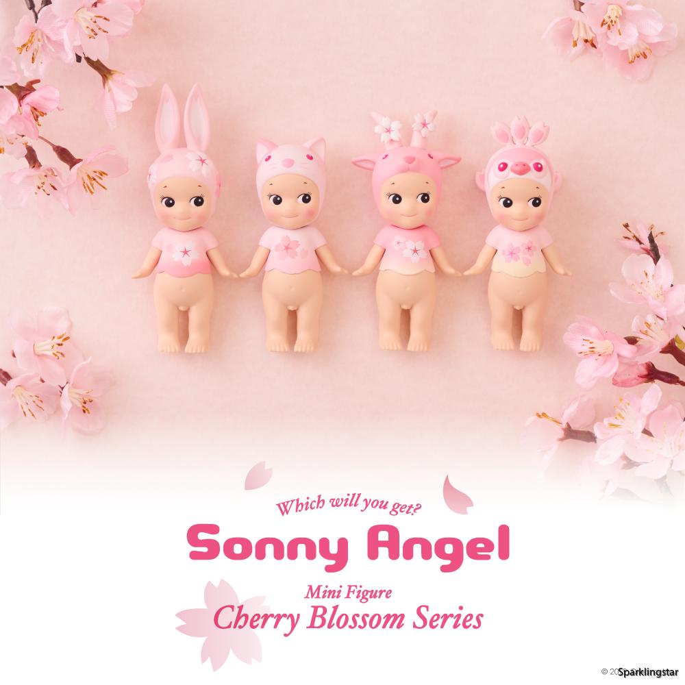Sonny Angel Cherry Blossom Series