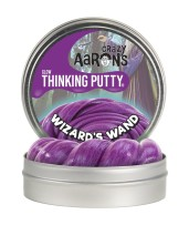 Crazy Aarons Thinking Putty Wizard Wand