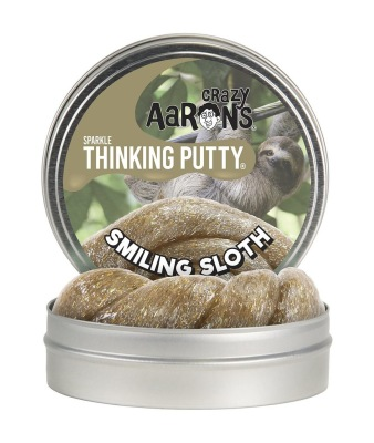 Crazy Aarons Thinking Putty Smiling Sloth - Crazy Aarons Thinking Putty Smiling Sloth