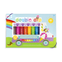 Ooly Double Dip Ice Cream Scented Markers - Ooly Double Dip Ice Cream Scented Markers