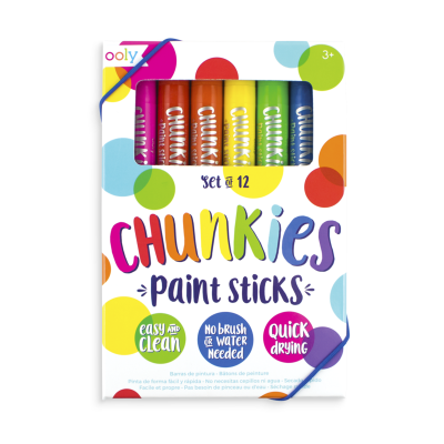 Ooly Chunkies Paint Sticks - Ooly Chunkies Paint Sticks