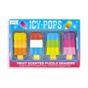 Ooly Icy Pops Scented Puzzle Eraser - Ooly Icy Pops Scented Puzzle Eraser