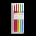 Ooly Modern Writers Gel Pens - Ooly Modern Writers Gel Pens