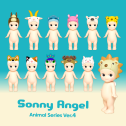 Sonny Angel Animal Series Version 4 Safari - Sonny Angel Animal Series Version 4 Safari ( Dispaly 12 st )