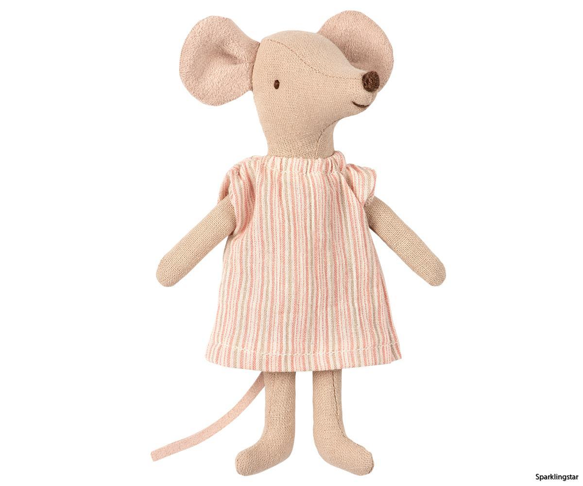 Maileg Big Sister Mouse In Box