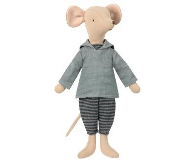 Maileg Medium Mouse Boy - Maileg Medium Mouse Boy