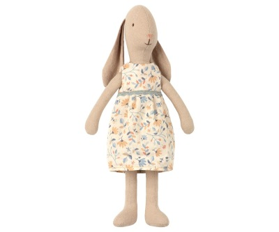 Maileg Bunny Size 1 Flower Dress - Maileg Bunny Size 1 Flower Dress