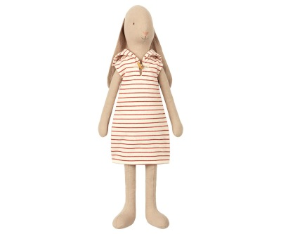 Maileg Medium Bunny Sailor Dress - Maileg Medium Bunny Sailor Dress
