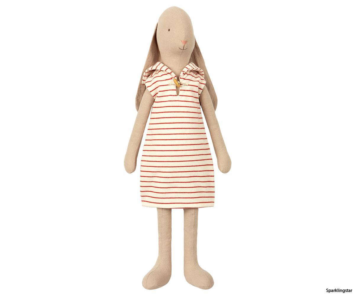 Maileg Medium Bunny Sailor Dress