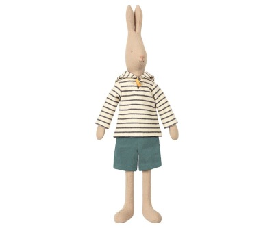 Maileg Rabbit Size 3 Sailor Off White - Maileg Rabbit Size 3 Sailor Off White