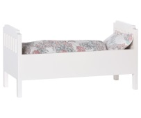 Maileg Bed Small Off White