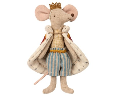 Maileg King Mouse - Maileg King Mouse