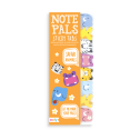 Ooly Note Pals Sticky Tabs Safari Animals - Ooly Note Pals Sticky Tabs Safari Animals