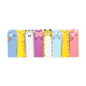 Ooly Note Pals Sticky Tabs Safari Animals