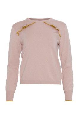 Rue De Femme Rafa Knit  Pink - Rue De Femme Rafa Knit  Pink ( Storlek Xs )