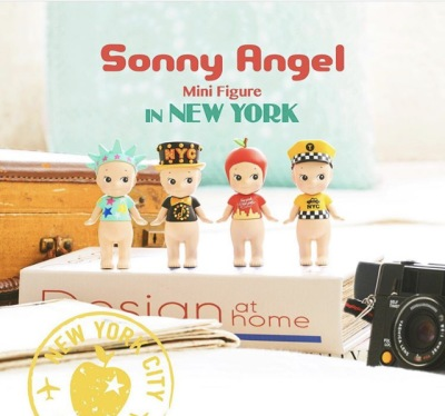 Sonny Angel In New York 2019 - Sonny Angel In New York 2019 ( Blindpack )