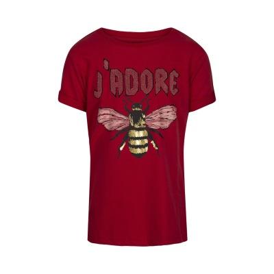 Petit Sofie Schnoor Liva T-shirt - Petit Sofie Schnoor Liva T-shirt ( Storlek 4 år )