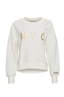 Rue De Femme NYC Sweat Shirt - Rue De Femme NYC Sweat Shirt ( Storlek Xs )