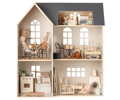 Maileg Miniature Dollhouse - Maileg Miniature Dollhouse
