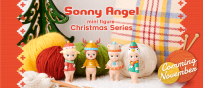 Sonny Angel Mini Figure Christmas Series