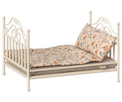 Maileg Vintage Bed Micro - Maileg Vintage Bed Micro