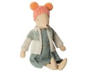 Maileg Winter Mouse Medium Girl - Maileg Winter Mouse Medium Girl