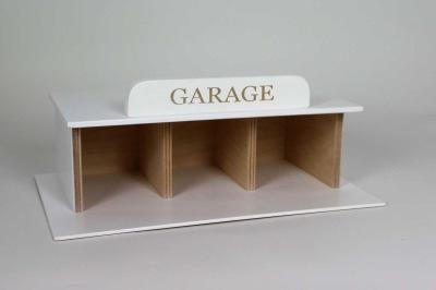 Kalikå  Garage Vit - Kalikå  Garage Vit