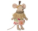 Maileg Little Feather Tent Little Sister Mouse