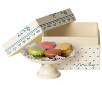 Maileg Macarons Set Chocolat Chaud