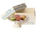Maileg Macarons Set Chocolat Chaud - Maileg Macarons Set Chocolat Chaud