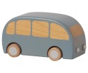 Maileg Wooden Bus Blue - Maileg Wooden Bus Blue