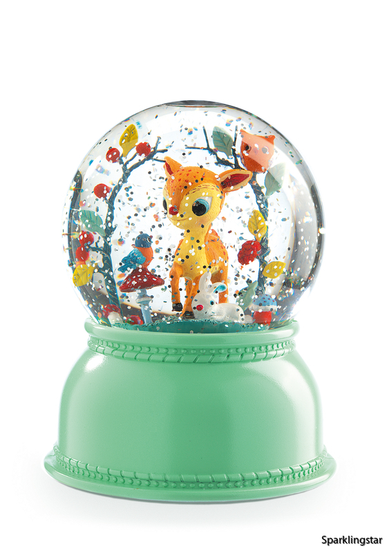 Djeco Night Light Fawn