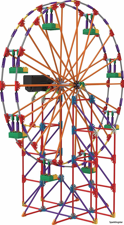 K'nex Ferris Wheel Building Set