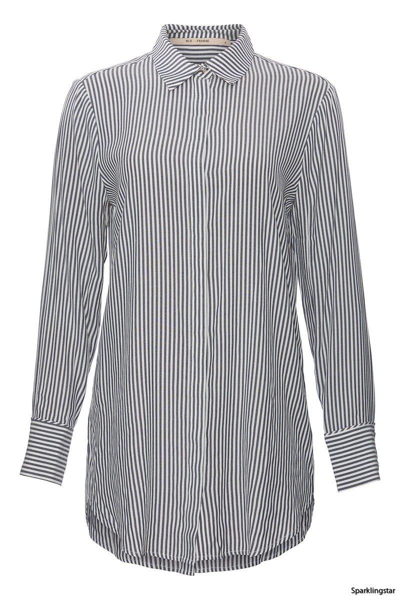 Rue De Femme Backie Shirt