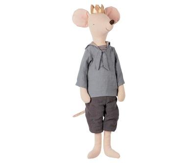 Maileg Mega Mouse Prince - Maileg Mega Mouse Prince