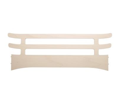 Leander Reservdel Junior Wooden Förlängning - Leander Junior Wooden Förlängning ( Whitewash )