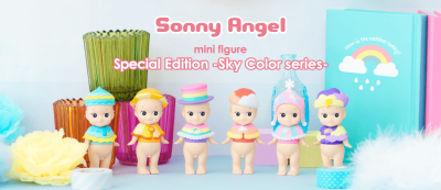 Sonny Angel Special Edition Sky Color 2020 - Sonny Angel Special Edition Sky Color 2020 ( Blindpack )