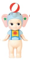 Sonny Angel Circus Series Limited Elephant