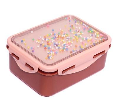 Petit Monkey Lunchbox Popsicles Desert Rose - Petit Monkey Lunchbox Popsicles Desert Rose