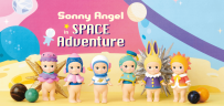 Sonny Angel In Space Adventure
