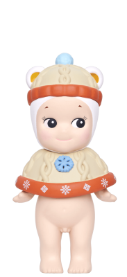 Sonny Angel Christmas Series 2019 Wool Bear - Sonny Angel Christmas Series 2019 Wool Bear