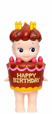 Sonny Angel Birth Day Gift Chocolate Cake - Sonny Angel Birth Day Gift Chocolate Cake