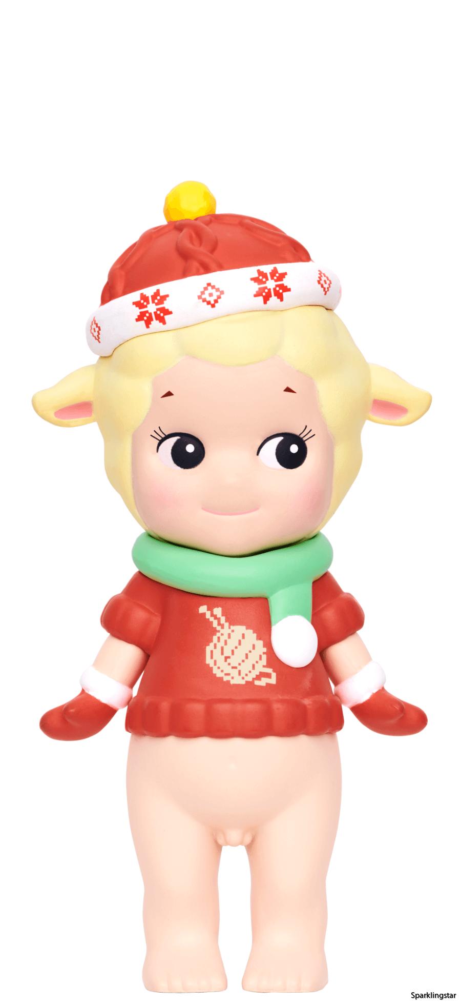 Sonny Angel Christmas 2019 Wool Sheep