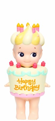 Sonny Angel Birth Day Gift Lemon Cake - Sonny Angel Birth Day Gift Lemon Cake