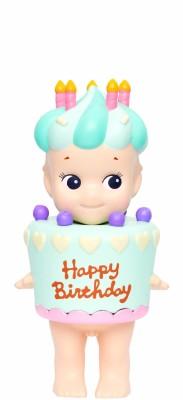 Sonny Angel Birth Day Gift Mint Cake - Sonny Angel Birth Day Gift Mint Cake