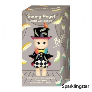 Sonny Angel Collaboration With Kangyong Cai Artist Collection