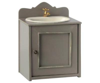 Maileg Miniature Bargroom Sink - Maileg Miniature Bargroom Sink