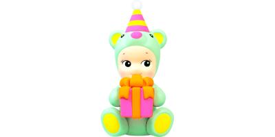 Sonny Angel Birthday Gift Bear Birthday Present Hug - Sonny Angel Birthday Gift Bear Birthday Present Hug